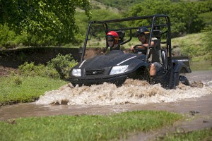 Quadbiking Mauritius